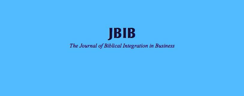 Article: JBIB