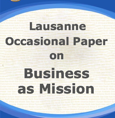 LOP Business as Mission