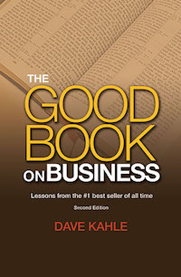 Book - Good Book on Business