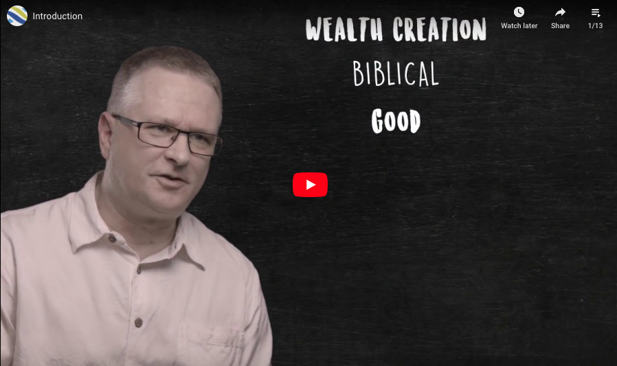 Business as an Agent of Human Flourishing and the Greater Glory of God